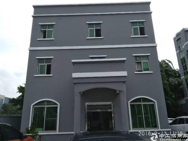 黄江镇独栋精装办公楼三层出租
