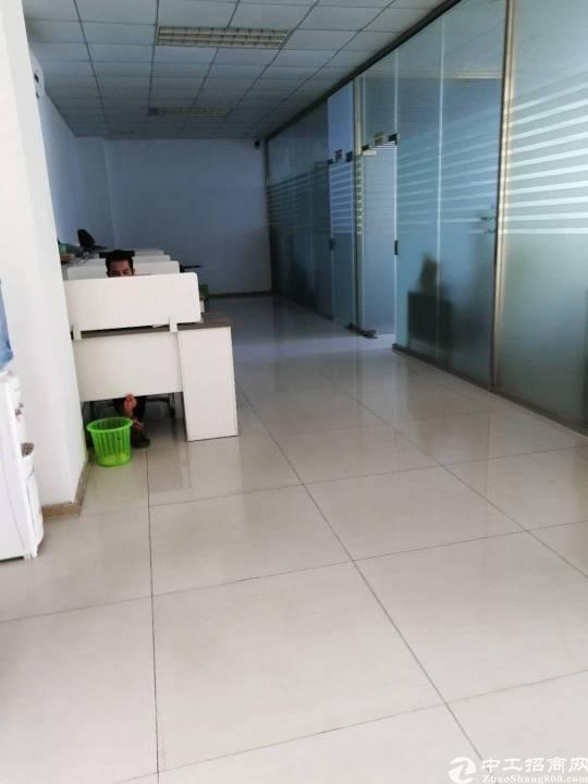 松岗沙井交界处新出一楼1000平实际面积出租高度8米带现成装