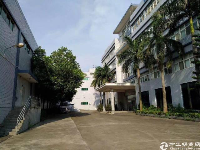 惠州惠阳淡水新出独院6200平标准厂房出租