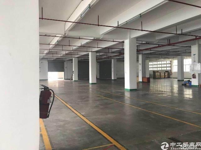 惠阳三和叶挺大道旁新出1工业园独栋8600平厂房出租