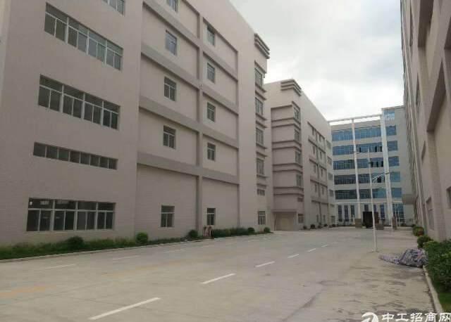 光明新区高新园区红本厂房60000平米招租