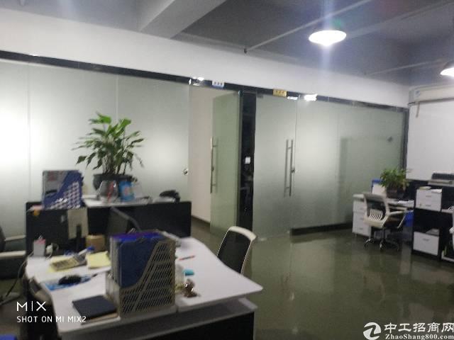 龙华新区大浪新出红本标准厂房500平方精装修