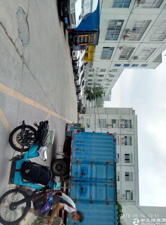 龙华 福龙路出口 龙军工业园 一楼1500平