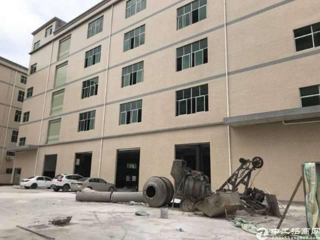 龙岗坪地周边独院新建厂房20000平米出租,任意分租
