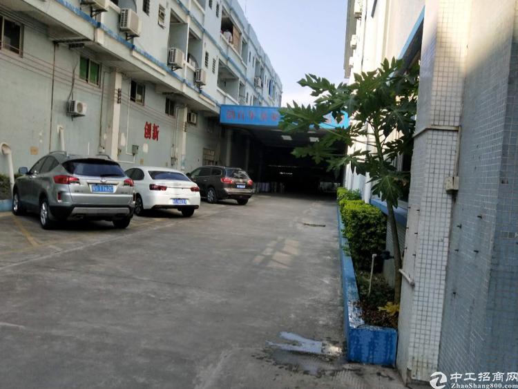 道滘原房东二楼厂房800平 地坪漆 现成办公室-图3