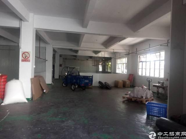 茶山镇吉街新村原房东厂房,电按需,厂房一楼750平方。