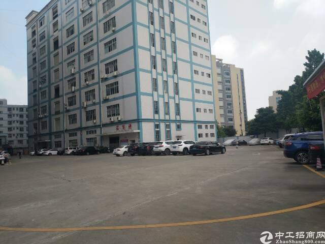 大型工业园二楼1200平方厂房低价招租-图3