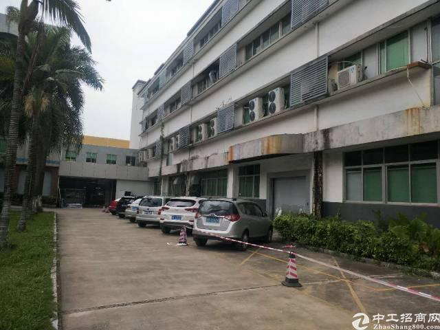 福永怀德机场边物流仓库一楼1100平方水电齐全