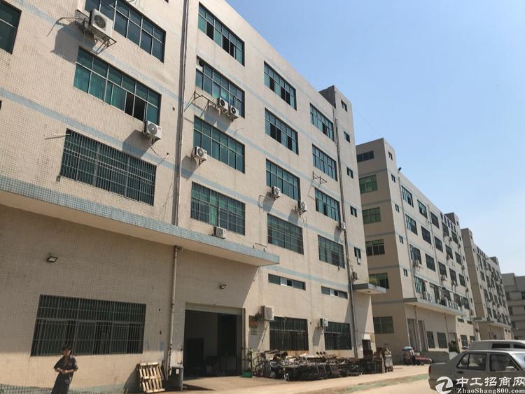 石岩塘头工业区楼上分租700平米厂房主线到位