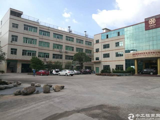 【出租】龙岗中心城爱联工业区独院厂房11800平
