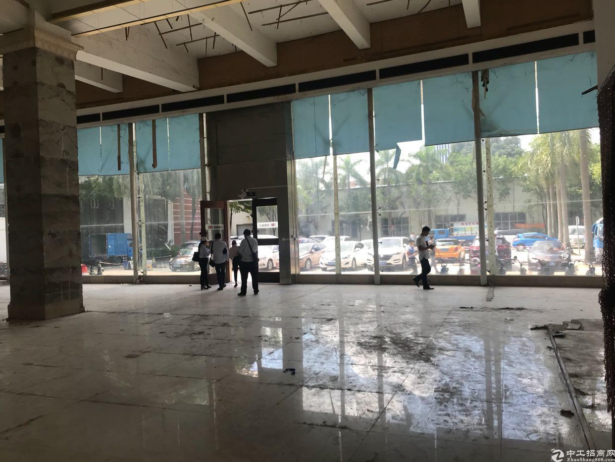 天虹附近汽车检测维修展厅福利4500平层高9米