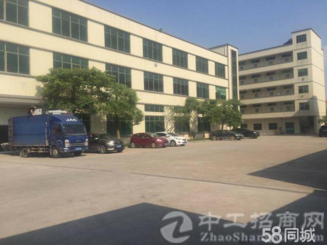新出独门独院厂房4500平方位于成熟工业区