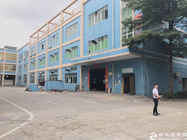 福永和平一楼1900平方厂房出租