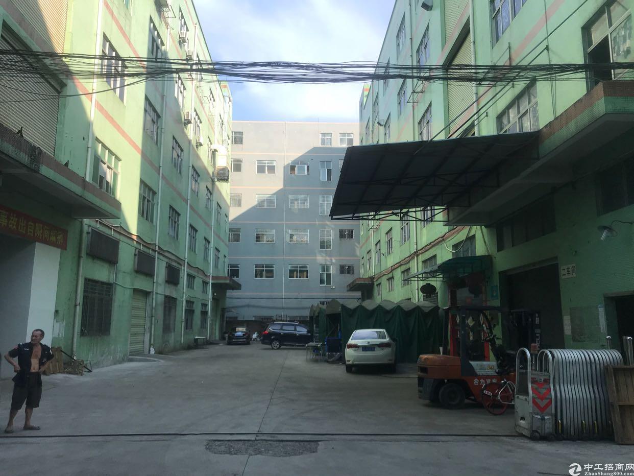 布吉李朗工业园新出整栋8500平厂房
