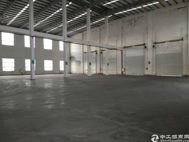 惠阳淡水新桥钢构厂房招租