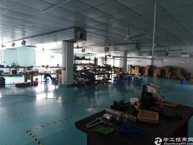 福永107国道旁新出厂房600平出租
