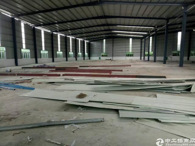 新建成钢结构厂房出租仓库出租铺面出租独门独院