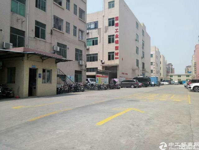 (出租)出租龙华2000平1-2层标准厂房,办公 室,房东直