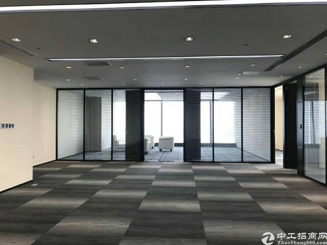 福永沿海高速国际会展中心出租企业总部办公楼1360平方豪华装