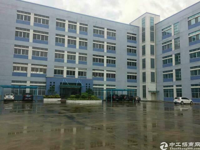 长安镇厦岗新出高新科技园厂房28000平方,带豪华装修