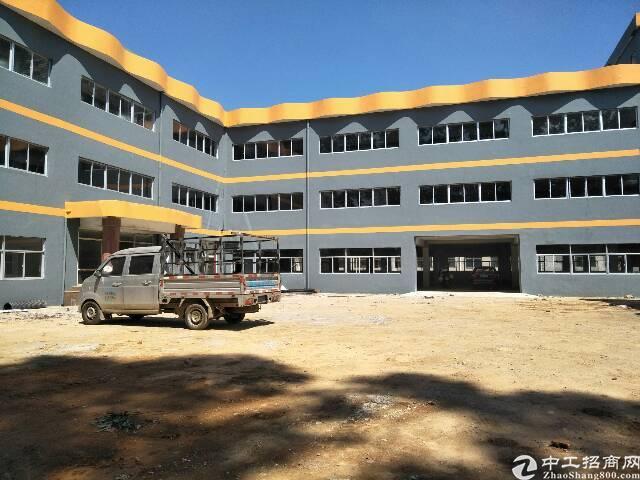 凤岗镇竹塘村4万平独栋厂房出租,每栋2-7千每栋