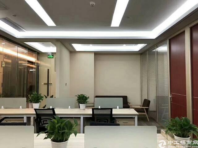 物业直租 家私齐全 拎包办公 双面采光 综合办公图片9