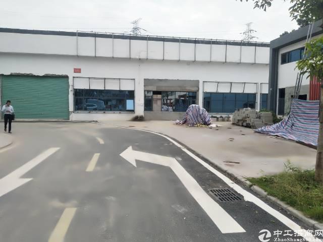 福永机场附近钢构厂房1800平米