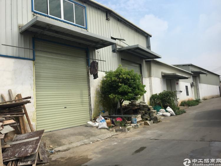 茶山原房东单一层厂房