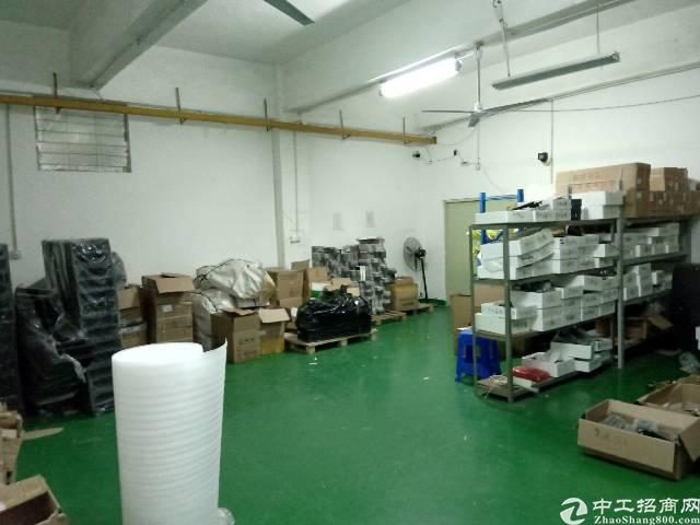 福永龙王庙新出楼上500平带装修厂房-图4