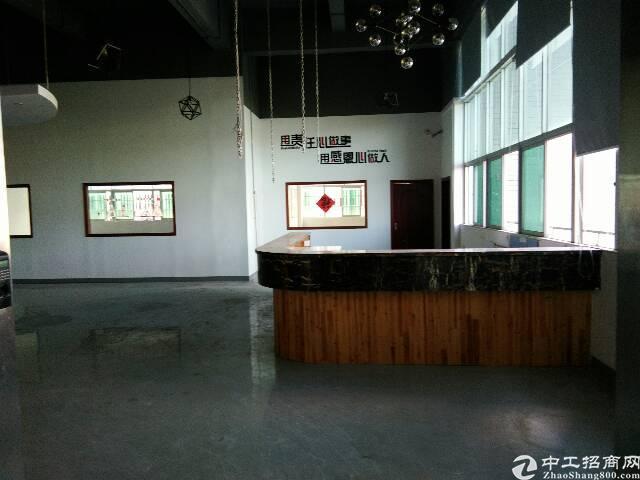 公明楼村4楼2000平米带办公室装修厂房招租