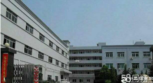 布吉京南工业区原房东楼上1400平厂房出租