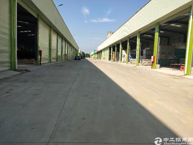 宝源路旁钢材结构厂房出租5000平方租金55