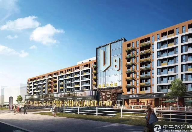 (出租)宝安西乡高新园固戍地铁站面积可整租可分租物业直招