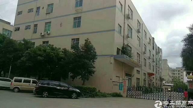 福永新和沿江高速口新出1-4层12000㎡独院,单层3000