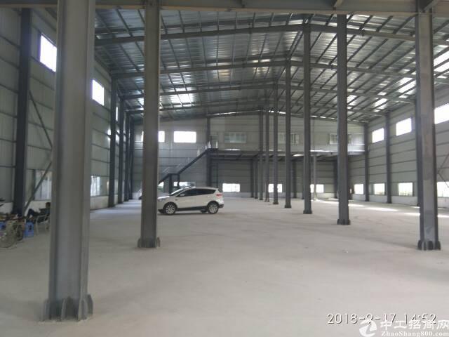 黄江超低价钢构出租,3200平方,可做污染,可办环评!