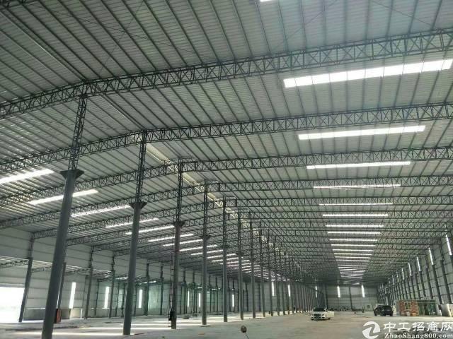 高埗新出钢结构厂房
