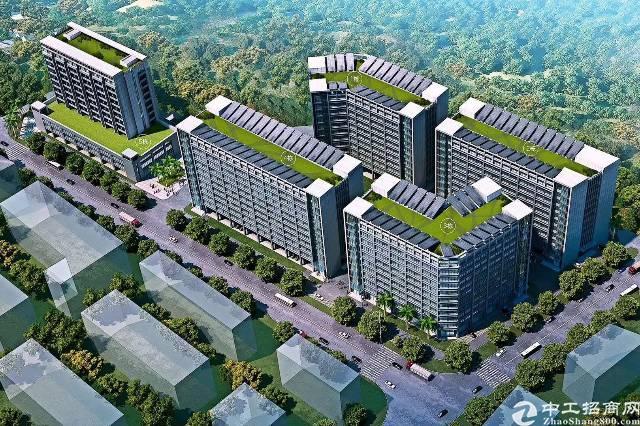 坪地9月新推出整栋32000平米红本高新园区全新厂房