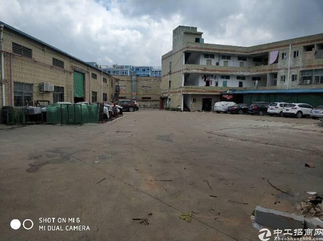 龙岗区同乐社区吓坑工业区附近独院厂房招租