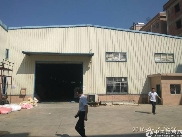 原房东2400平方钢构,独门独院出租!