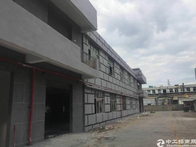 松岗107国道边潭头新出全厂房一楼1500平方层高4.5米租