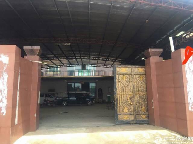 义和国道边分租500平方单一层钢构适合仓库小加工