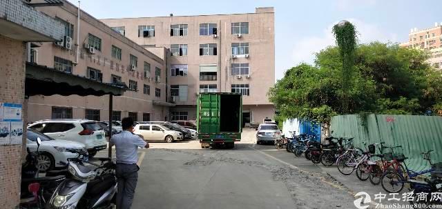 光明唐明出口新出楼上1350平带精装修厂房