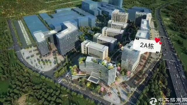 深圳宝安区市政府新建12万高薪园区招租
