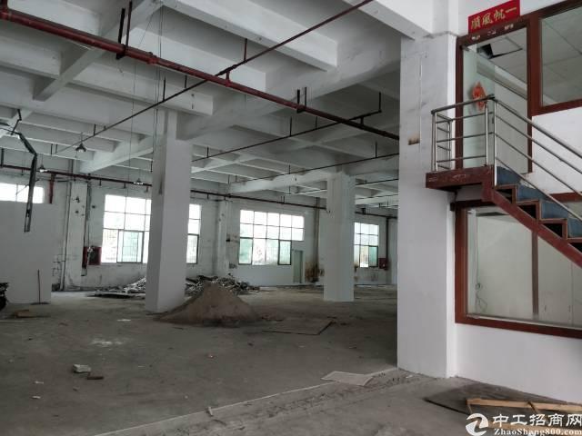 福永新和沿江高速出口一楼2000平米物流仓库