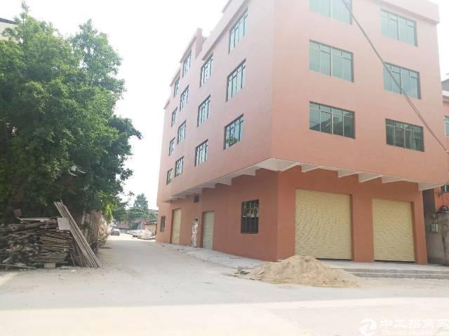 常平全新独栋厂房2500平米低价出租适合轻工业无污染行业