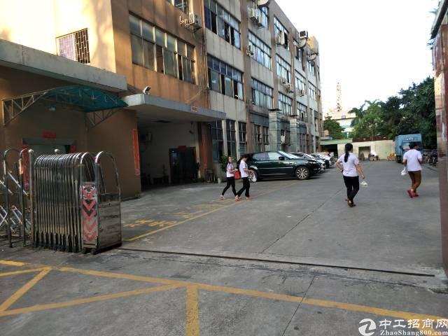 沙井镇98工业园区独门独院三楼一整层1500平方出租