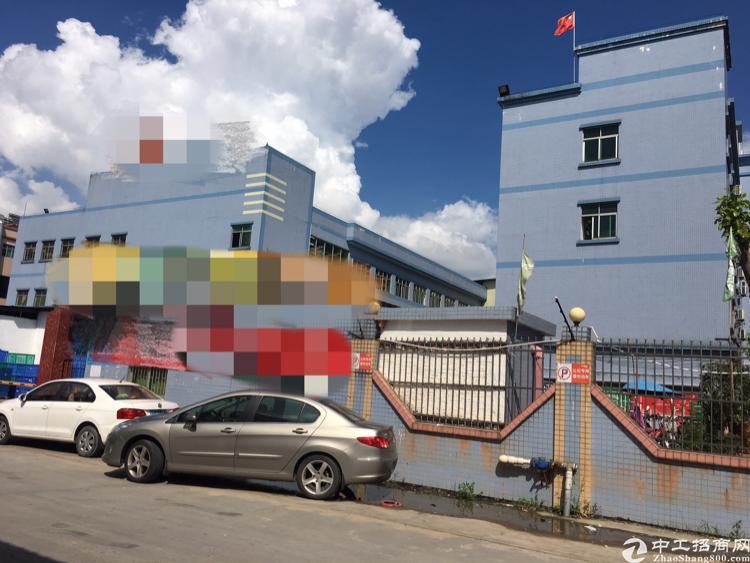 东莞市寮步镇工业区厂房16000平方原房东出租价格超低14块