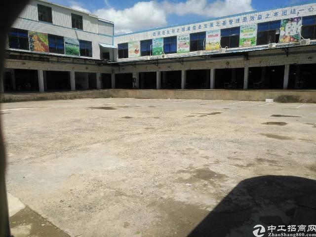 平湖10000平方物流园厂房招租