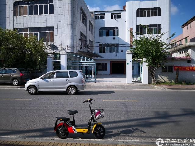 茶山镇塘角工业区独院标准厂房3800平方出租