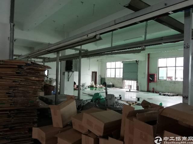 石岩大型园区原房东700平厂房出租